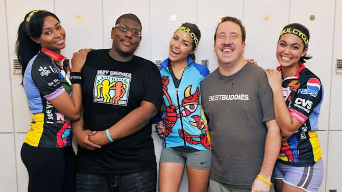 """SoulCycle's """"Ride With Soul"""" Best Buddies Benefit"""