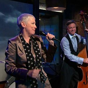 The Late Late Show - Annie Lennox Performance
