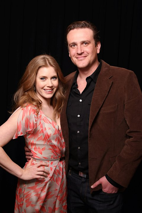 2011 CinemaCon Las Vegas Amy ADams Jason Segel