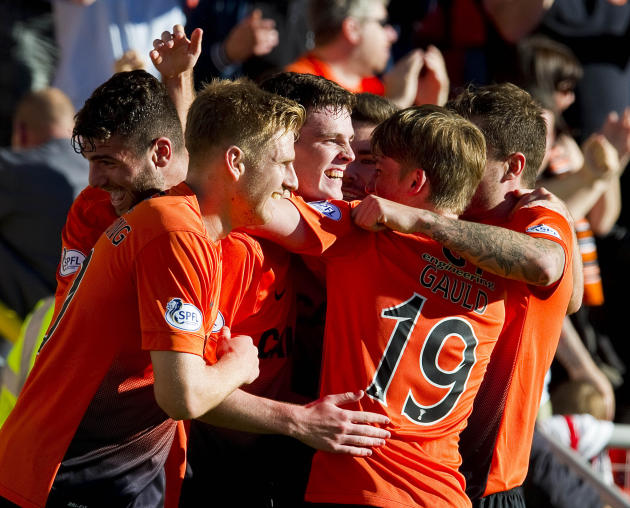 Soccer - Scottish Premiership - Dundee United v Motherwell - Tannadice Park