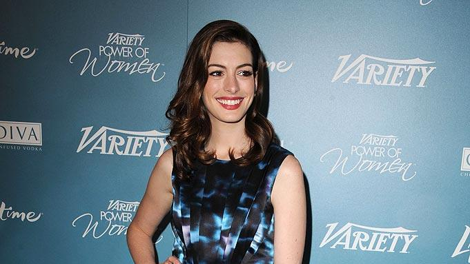 Anne Hathaway Power Of Wmn Lnchn