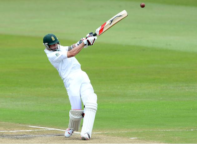 South Africa v India 2nd Test - Day 4