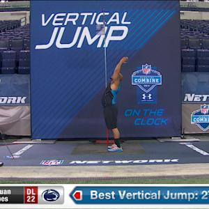 2014 Combine workout: DaQuan Jones