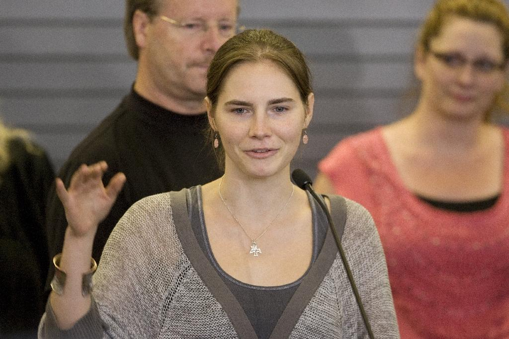 Amanda Knox's fate in hands of Italy's top court