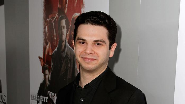 Inglourious Basterds DVD Launch party 2009 Samm Levine