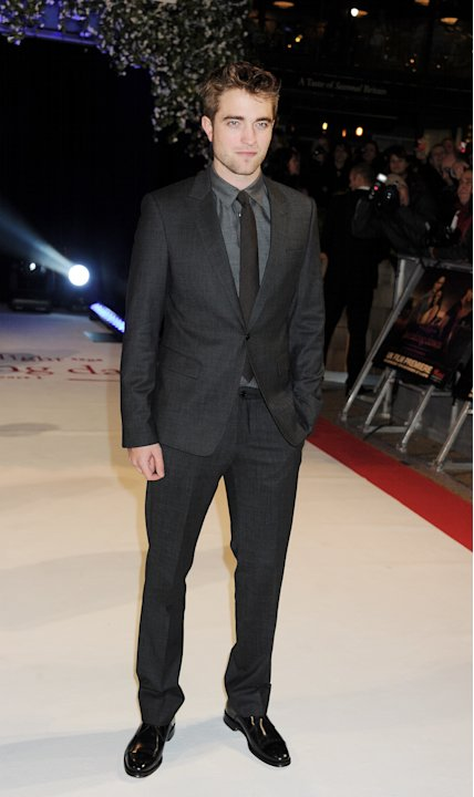 robert pattinson festival de cannes