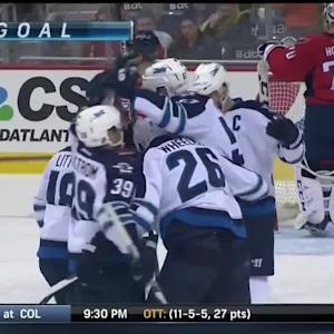 Winnipeg Jets at Washington Capitals - 11/25/2015