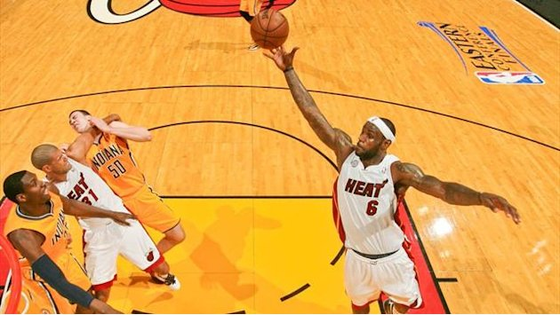 NBA - James sichert Miami den Auftaktsieg