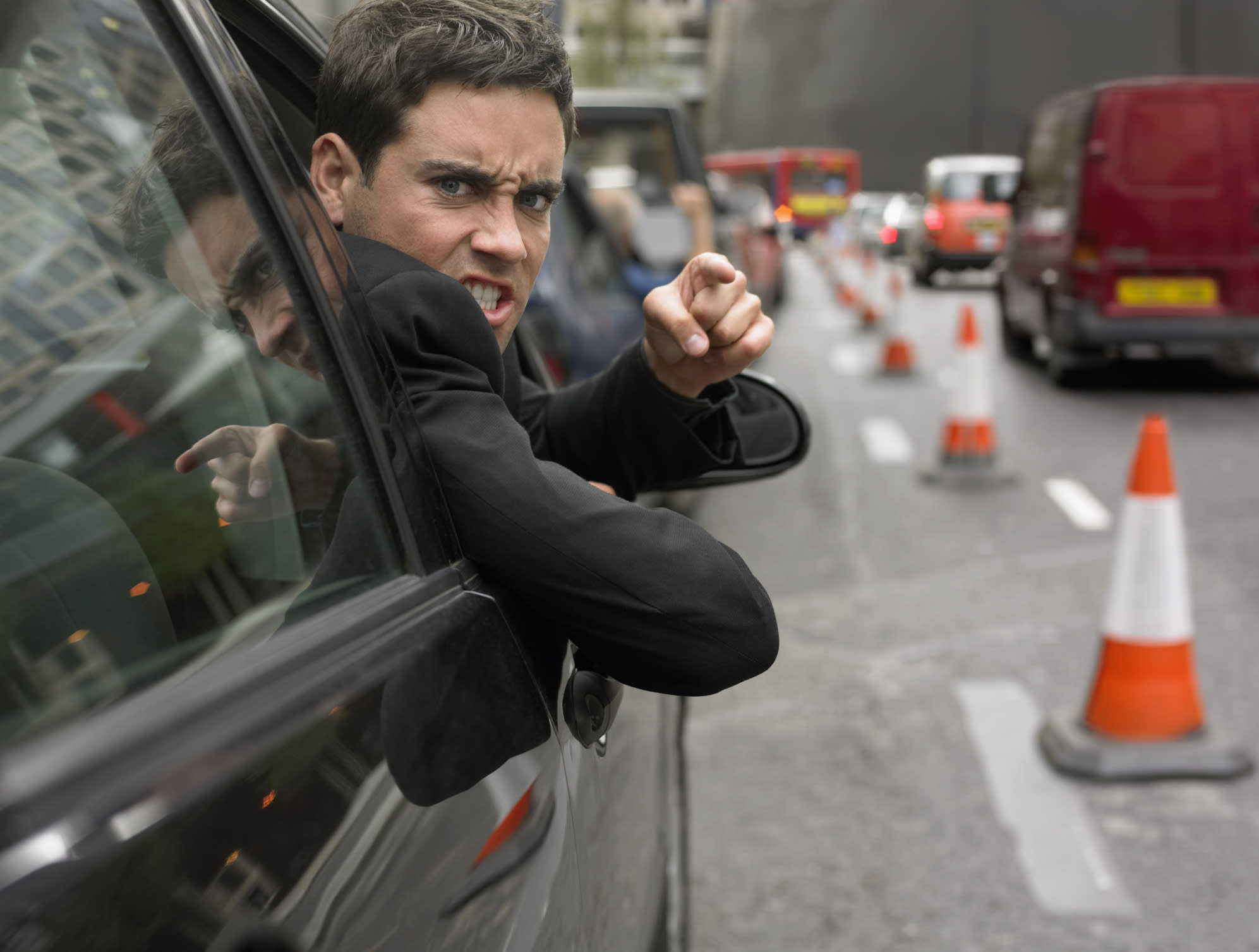 Your holiday road rage survival guide (and other etiquette tips)