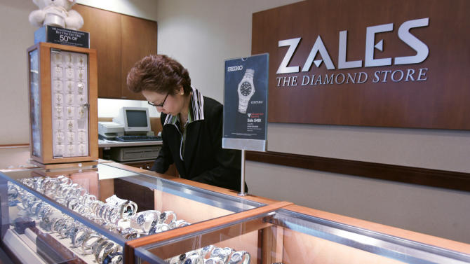 Signet Jewelers buying Zale for about $900M