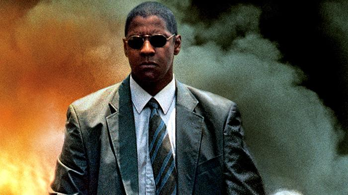 Denzel Washington Movie Titles - Man on Fire