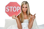 Heres your guide on what not to do in bed. Check out this list of bedroom mistakes to find out what you should never do in bed; well even give you some tips and advice on how to avoid these bedroom blunders in the future: 