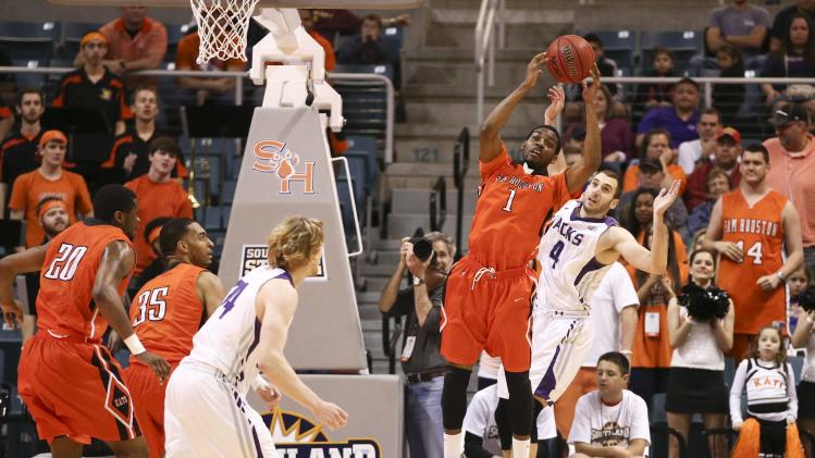 NCAA Basketball: Southland Conference Tournament-Sam Houston State vs Stephen F. Austin