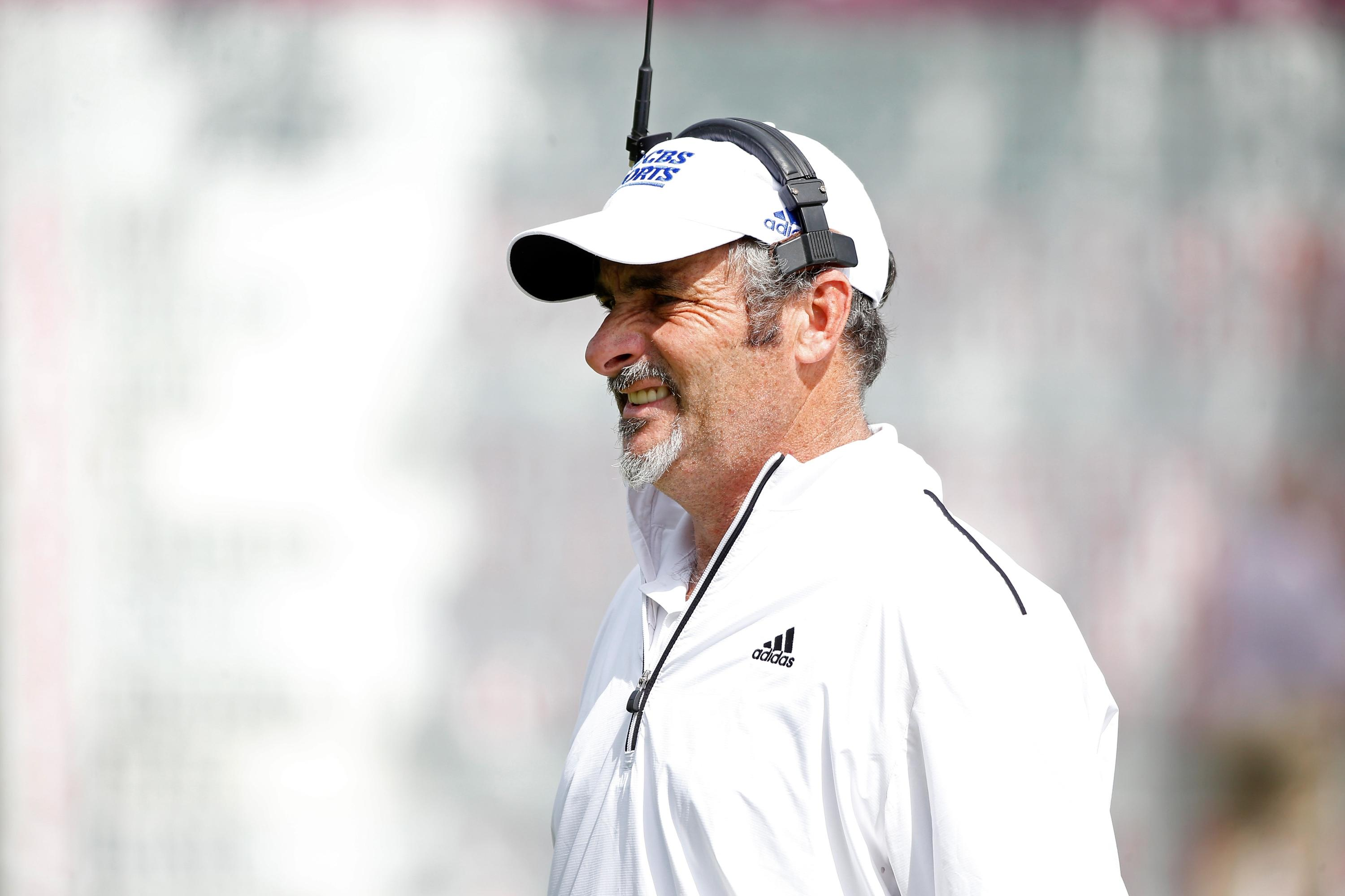 Report: David Feherty, CBS Sports part ways after failed contract talks