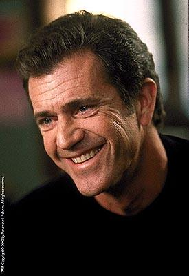Mel Gibson as Nick Marshall in Paramount's What Women Want