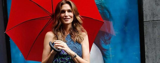 Cindy Crawford finally speaks out on leaked photo