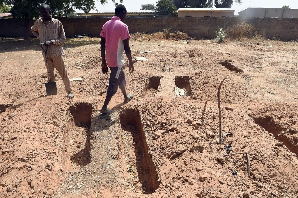 The grave-diggers of Maiduguri: burying Boko Haram and the past