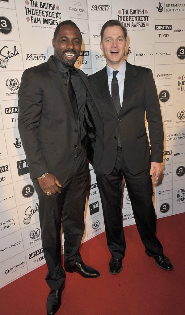 2009 British Independent Film Awards Idris Elba