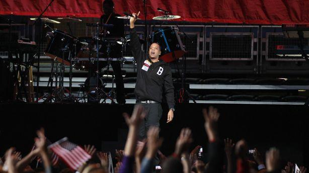 Of Course Conservatives Don't Like Jay Z Stumping for Obama
