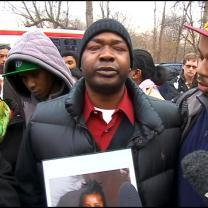 Vigil Held For Brooklyn Center Toddler Killed In Fire