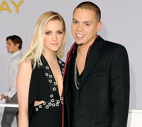 Ashlee Simpson Is Pregnant, Expecting Child With Husband Evan Ross