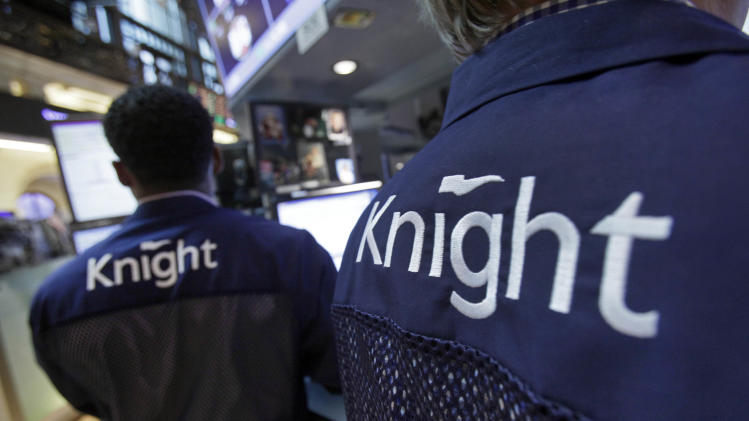 Knight avoids collapse with $400 million lifeline
