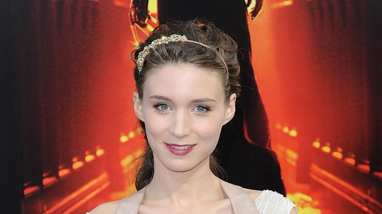 Girl with the Dragon Tattoo Casting News Rooney Mara