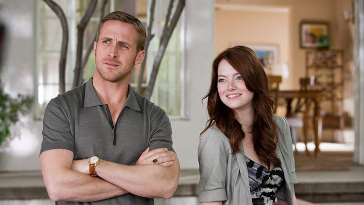Crazy Stupid Love Warner Bros Pictures 2011 Ryan Gosling Emma STone