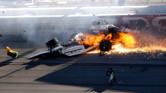 Dan Wheldon Tragedy: Racetrack Officials Fire Back