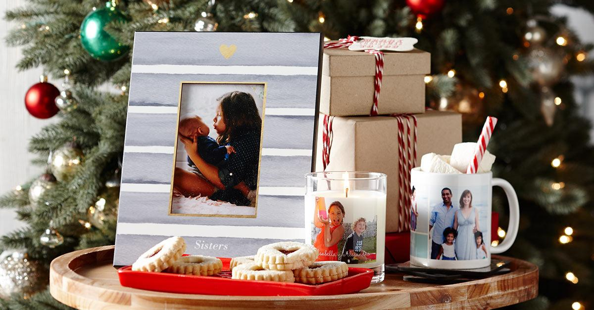 Save 40% on Shutterfly photo gifts