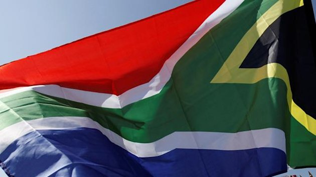 South Africa flag generic