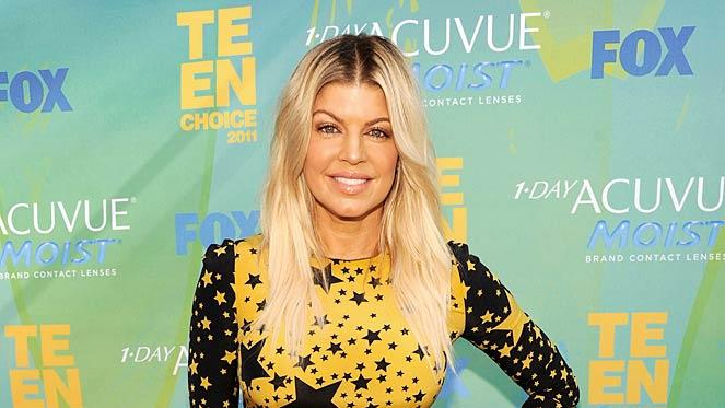 Fergie Teen Choice Awards