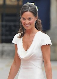 Pippa Middleton has an enviable faux glow. Photo by Getty Images