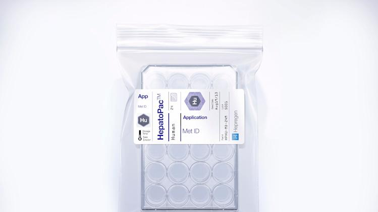 Hepregen Launches First Human Hepatopac(TM) DMPK Assay Kit for Metabolite Identification and Profiling
