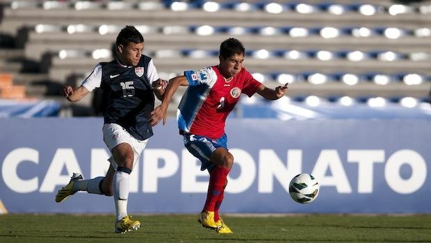 Sporting Kansas City's Peter Vermes sees Mikey Lopez's time with US U-20s as prep for minutes