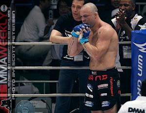 Wanderlei Silva Putting Pressure on Dana White for Brazil vs. USA on TUF Brasil 3