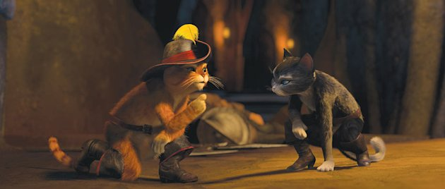 Puss in boots 2012 DreamWorks Animation