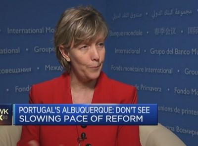 Portugal 'fully back in the market'