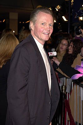Jon Voight at the Century City premiere of Columbia's The Wedding Planner Photo by Steve Granitz/WireImage.com
