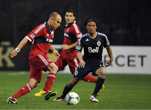Vancouver Whitecaps v Chicago Fire - Carolina Challenge Cup