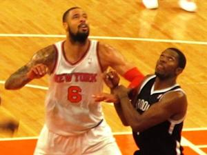 The New York Knicks Need Tyson Chandler to Stop Talking and Start Leading