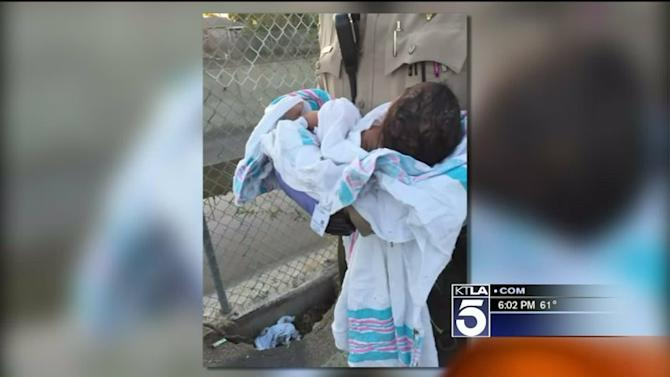 Newborn in Stable Condition After Being Found `Buried Alive` in Compton; Information Sought