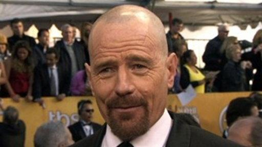 SAGs 2011: Bryan Cranston of Breaking Bad