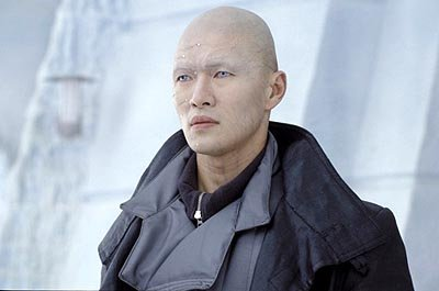 Rick Yune as Zao in MGM's Die Another Day