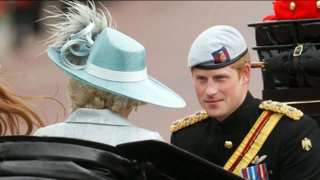 Prince Harry Nude Photos: Royal Family Reaction?
