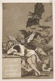 "Goya's Famous ""Caprichos"" for Sale"