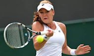 Radwanska Through To Wimbledon Final