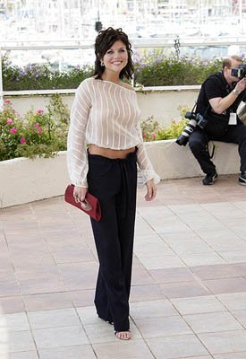 Tiffani Thiessen Hollywood Ending Cannes Film Festival - 5/15/2002
