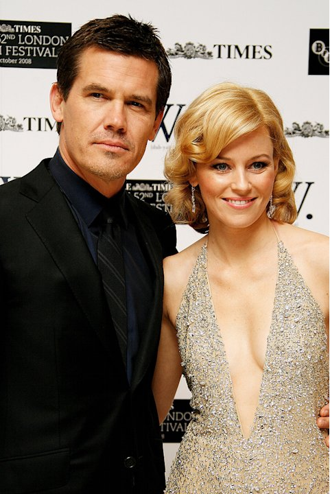 London Film Festival W Premiere 2008 Josh Brolin Elizabeth Banks