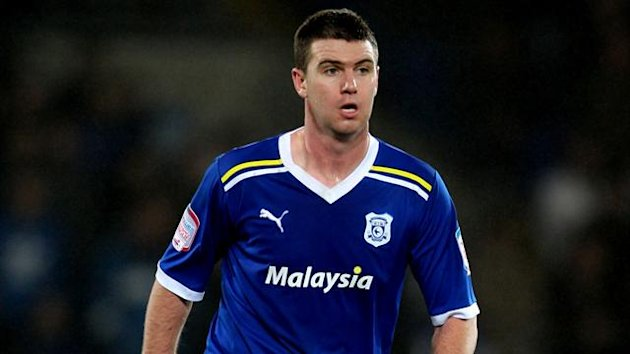 Anthony Gerrard, Cardiff City